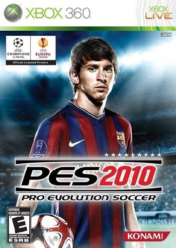 Pro Evolution Soccer 2010 on X360 - Gamewise