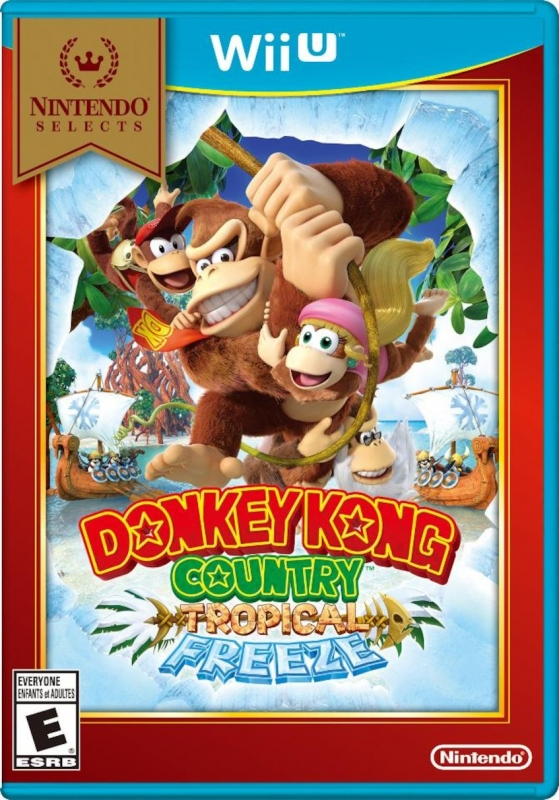 Donkey Kong Country: Tropical Freeze Wiki - Gamewise