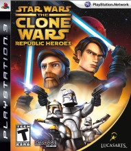Star Wars The Clone Wars: Republic Heroes on PS3 - Gamewise