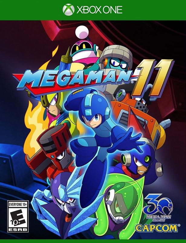 Mega Man 11 on XOne - Gamewise
