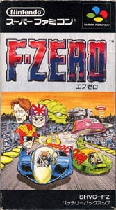 F-Zero for SNES Walkthrough, FAQs and Guide on Gamewise.co