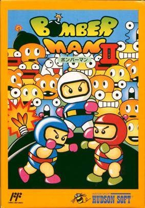 Bomberman II on NES - Gamewise