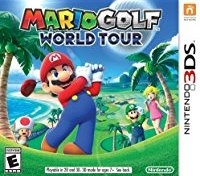 Gamewise Mario Golf: World Tour Wiki Guide, Walkthrough and Cheats