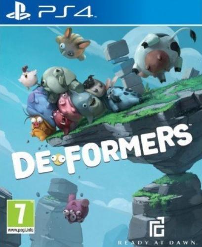 Deformers Release Date - PS4