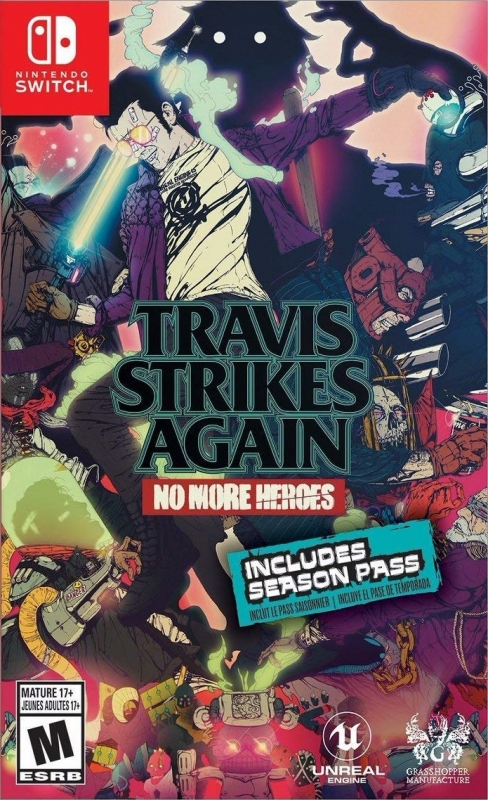 Gamewise Wiki for Travis Strikes Again: No More Heroes (NS)