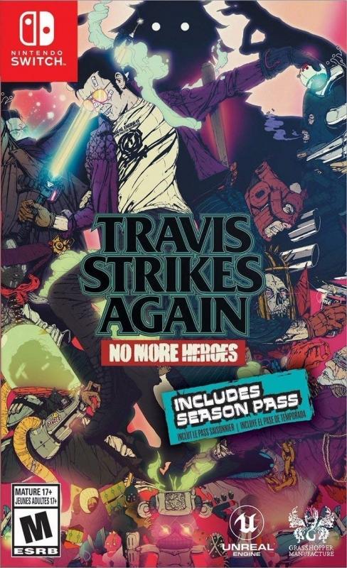 Travis Strikes Again: No More Heroes Walkthrough Guide - NS