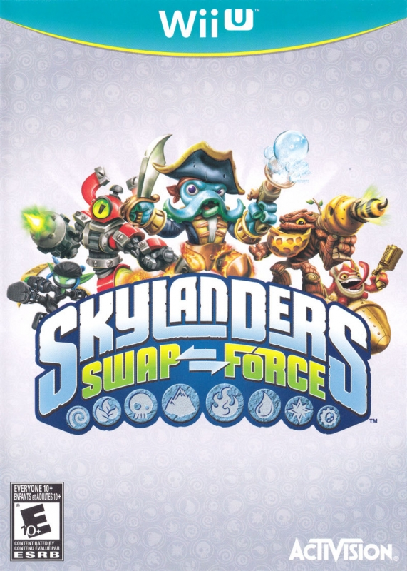 Skylanders Swap Force on WiiU - Gamewise