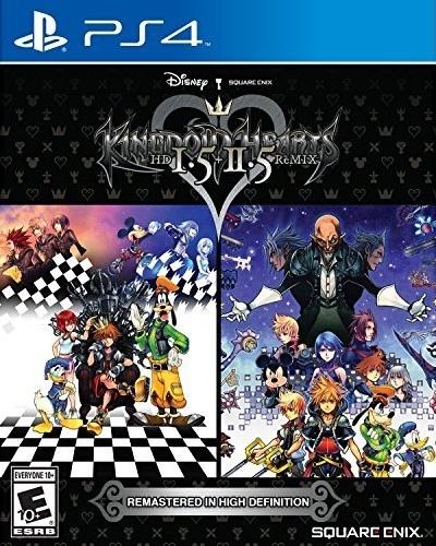 Kingdom Hearts HD I.5 + II.5 ReMIX Wiki - Gamewise