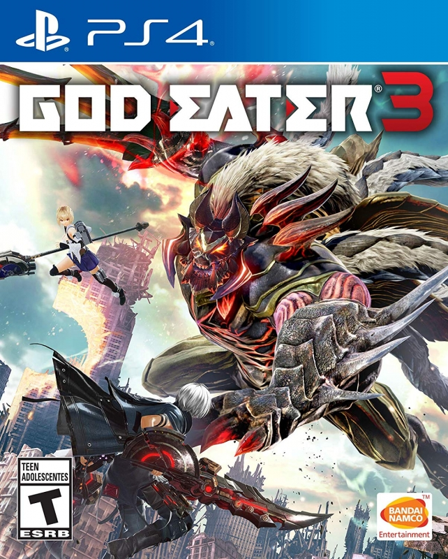 God Eater 3 | Gamewise