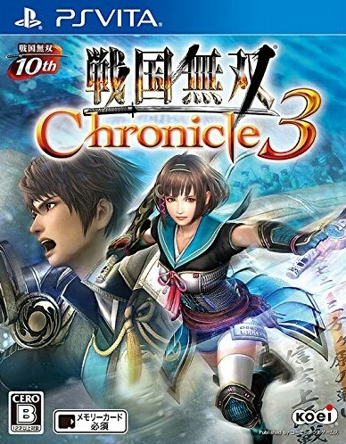 Samurai Warriors Chronicles 3 on PSV - Gamewise