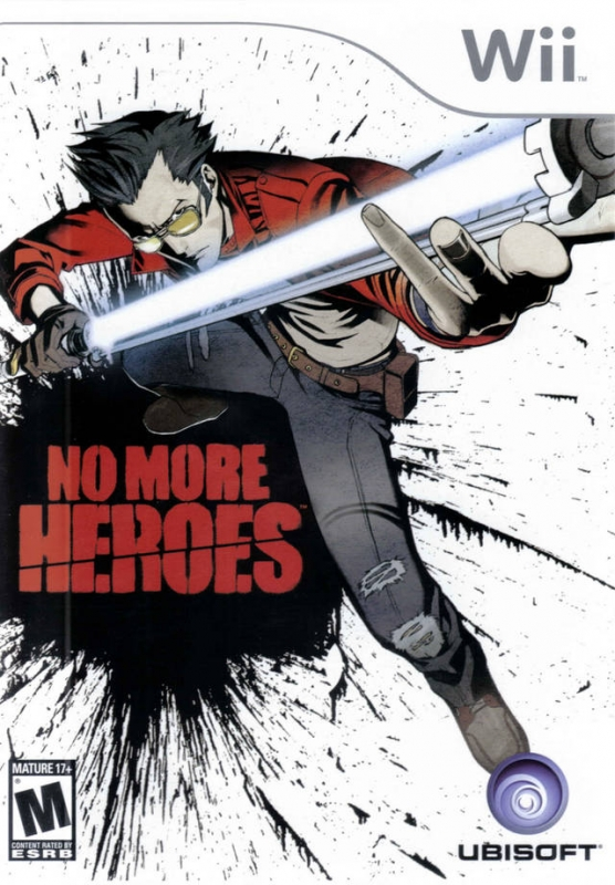 No More Heroes Wiki on Gamewise.co