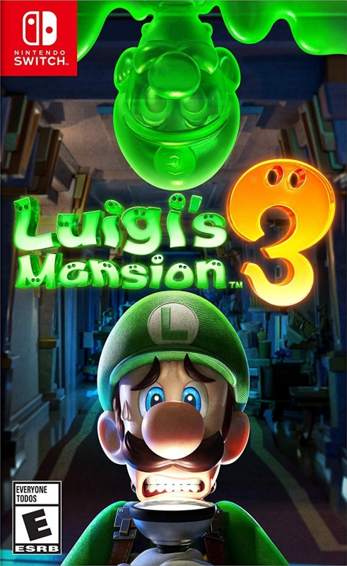 Luigi's Mansion 3 Walkthrough Guide - NS