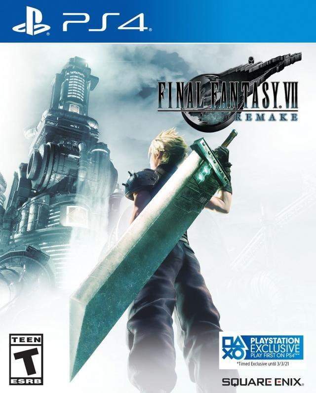 Final Fantasy VII Remake Wiki   Gamewise