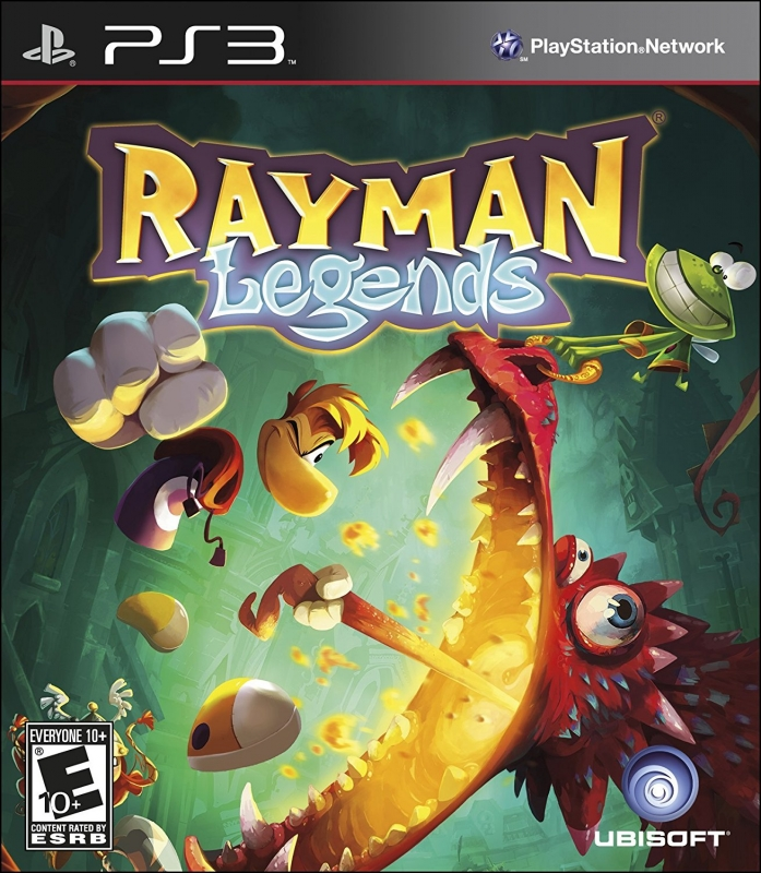 Rayman Legends on PS3 - Gamewise