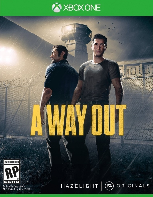 A Way Out on XOne - Gamewise