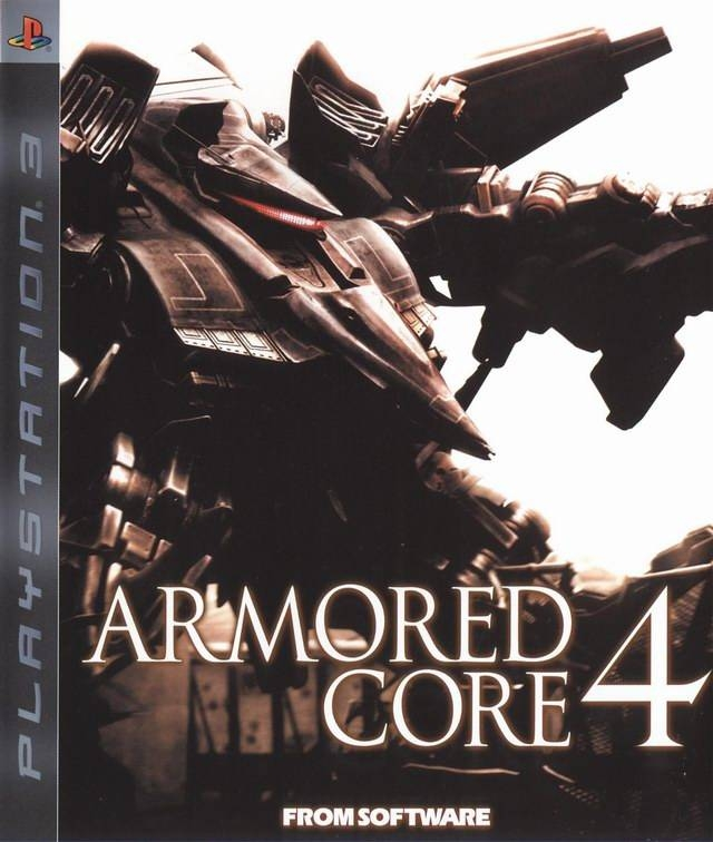 Gamewise Armored Core 4 Wiki Guide, Walkthrough and Cheats