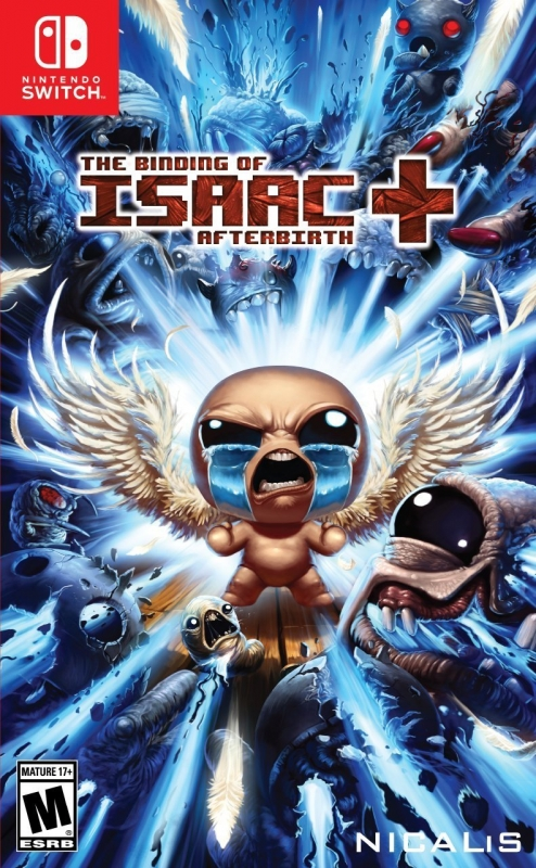 The Binding of Isaac on NS - Gamewise