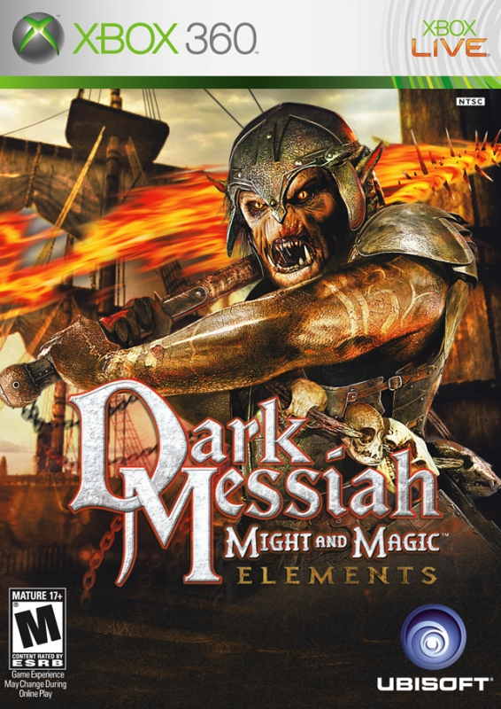 Dark Messiah of Might and Magic Elements for X360 Walkthrough, FAQs and Guide on Gamewise.co