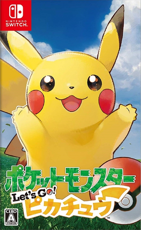 Pokemon: Let's Go, Pikachu! [Gamewise]