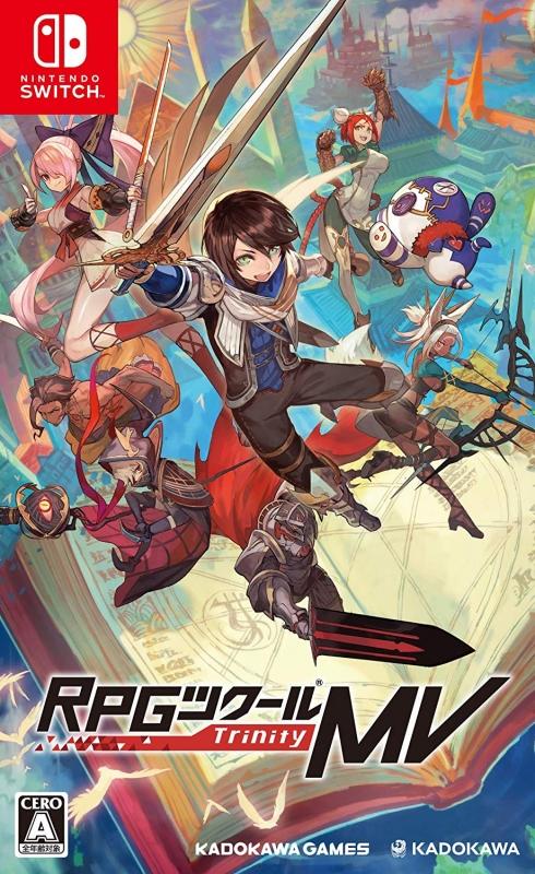 RPG Maker MV on NS - Gamewise
