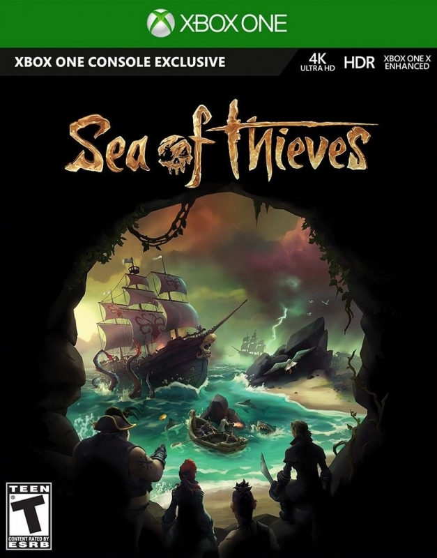 Sea of Thieves on XOne - Gamewise
