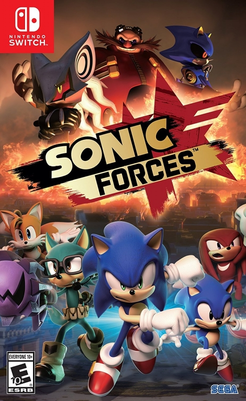 Sonic Forces on NS - Gamewise