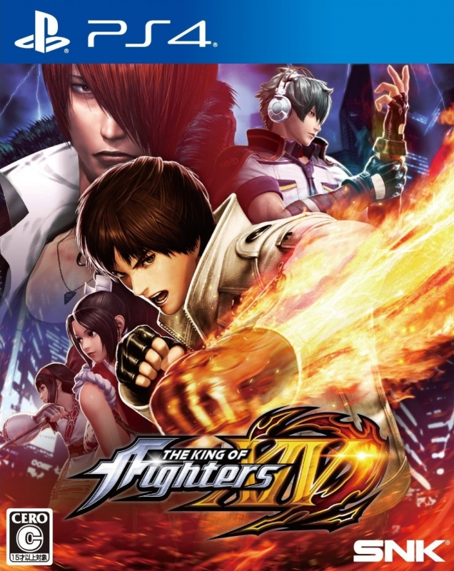 The King of Fighters XIV Wiki on Gamewise.co