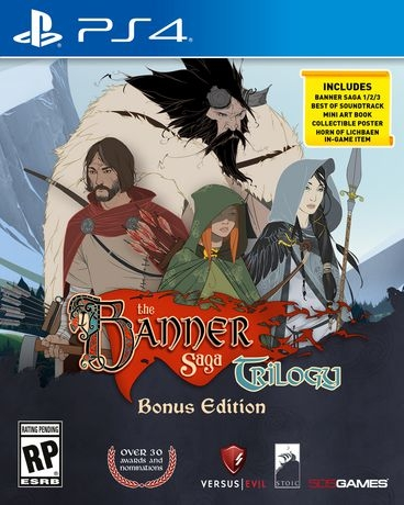 Gamewise The Banner Saga Trilogy - Bonus Edition Wiki Guide, Walkthrough and Cheats