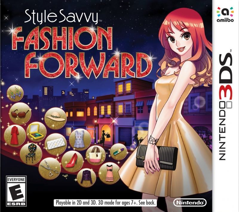Nintendo Presents: New Style Boutique 2 - Fashion Forward on 3DS - Gamewise