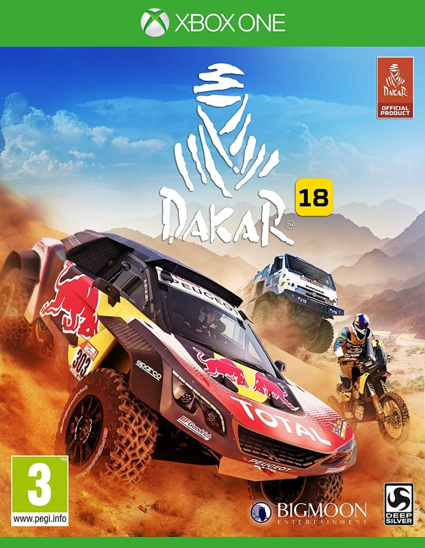 Dakar 18 Wiki on Gamewise.co