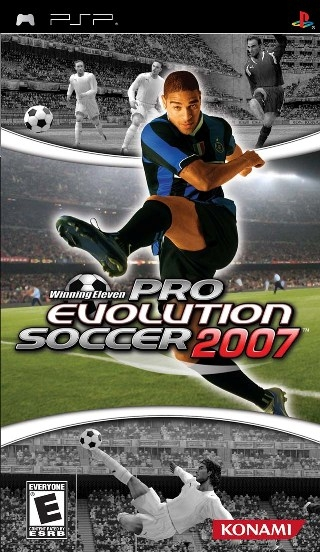 Winning Eleven: Pro Evolution Soccer 2007 on PSP - Gamewise