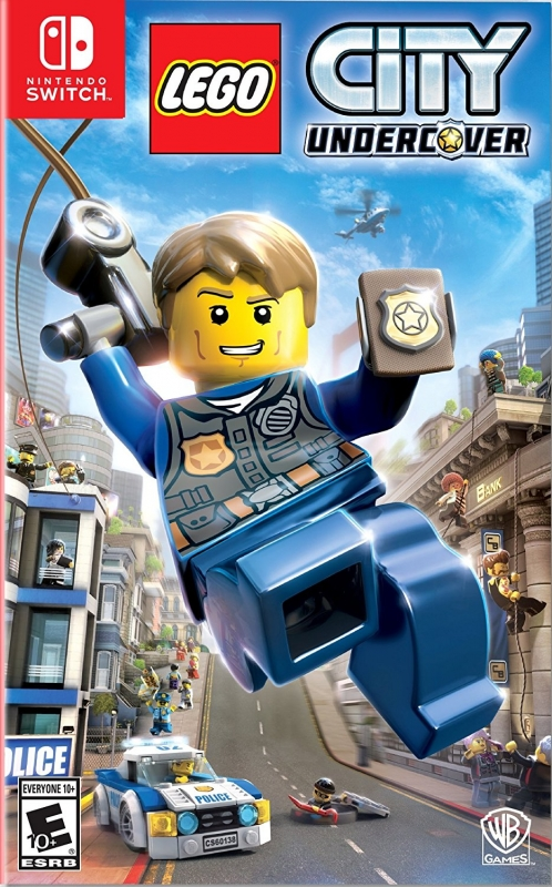 LEGO City Undercover [Gamewise]