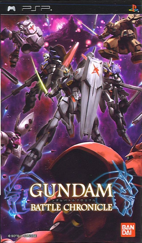 Gundam Battle Chronicle for PSP Walkthrough, FAQs and Guide on Gamewise.co
