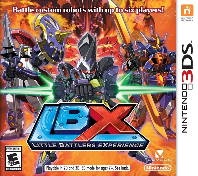 Little Battlers eXperience: Explosive Boost for 3DS Walkthrough, FAQs and Guide on Gamewise.co
