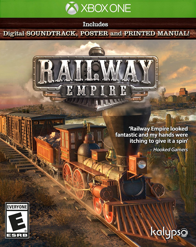 Railway Empire on XOne - Gamewise