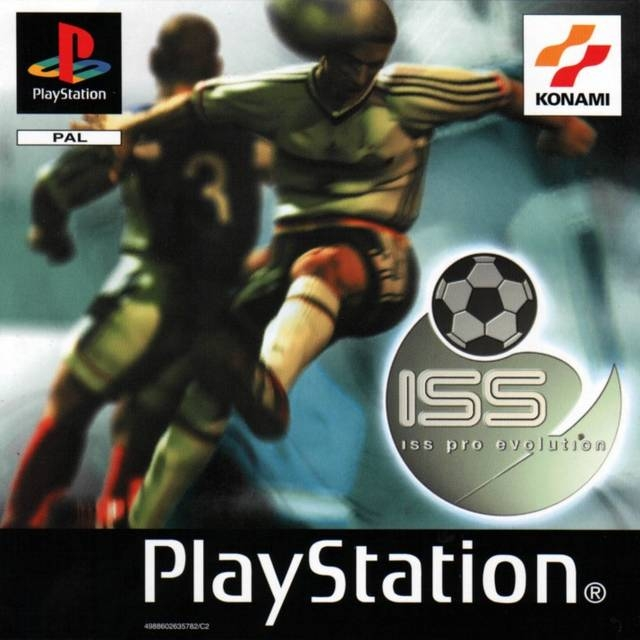 ISS Pro Evolution [Gamewise]