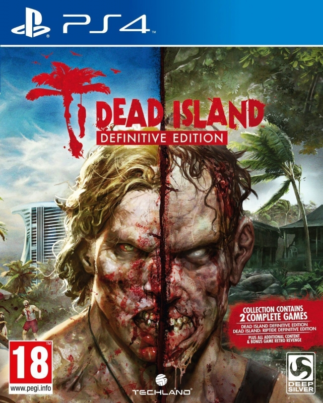 Dead Island Definitive Collection on PS4 - Gamewise