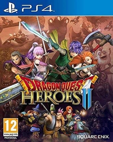Dragon Quest Heroes II: Twin Kings and the Prophecy's End [Gamewise]