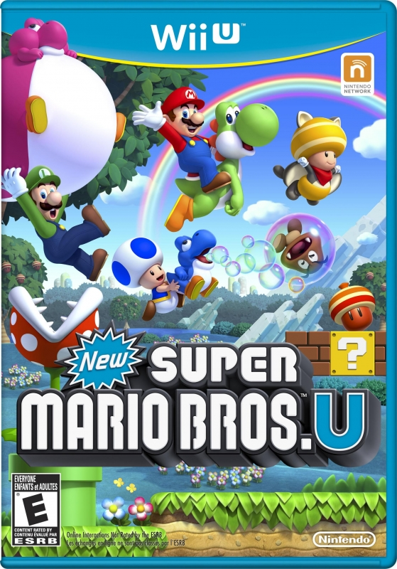 New Super Mario Bros. U for WiiU Walkthrough, FAQs and Guide on Gamewise.co