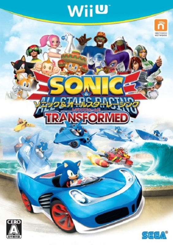 Sonic & All-Stars Racing Transformed | Gamewise