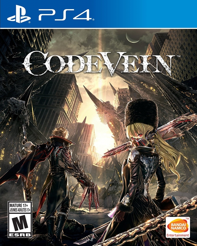 Gamewise Wiki for Code Vein (PS4)