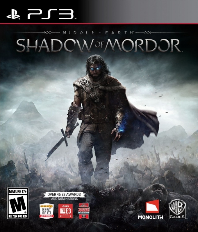 Middle-Earth: Shadow of Mordor for PS3 Walkthrough, FAQs and Guide on Gamewise.co