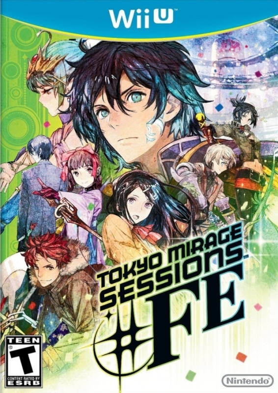 Tokyo Mirage Sessions #FE on WiiU - Gamewise