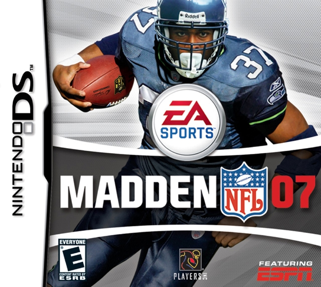 Madden NFL 07 for DS Walkthrough, FAQs and Guide on Gamewise.co