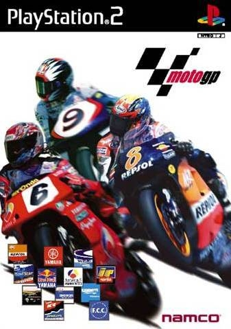 MotoGP on PS2 - Gamewise