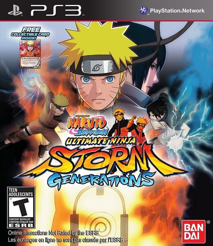 Naruto Shippuden: Ultimate Ninja STORM Generations Wiki - Gamewise