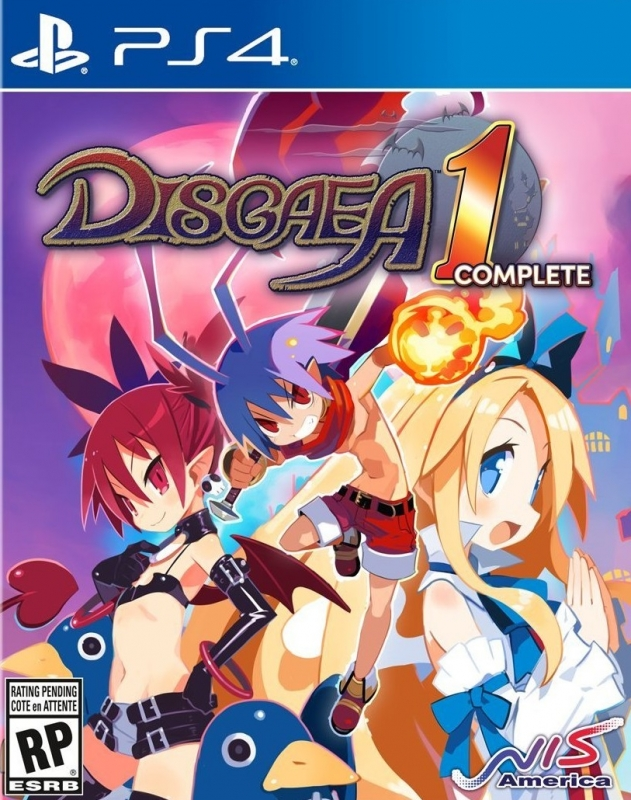 Disgaea 1 Complete for PS4 Walkthrough, FAQs and Guide on Gamewise.co