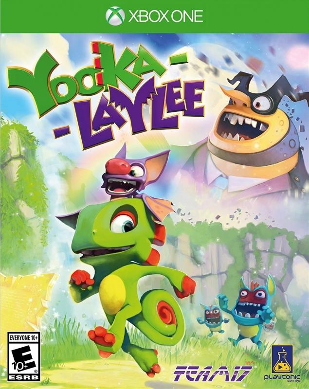 Yooka-Laylee [Gamewise]