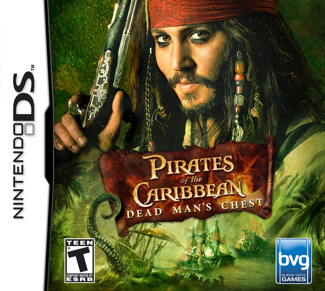 Pirates of the Caribbean: Dead Man's Chest for DS Walkthrough, FAQs and Guide on Gamewise.co