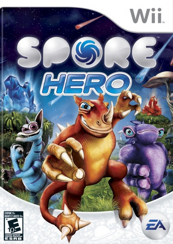Spore Hero on Wii - Gamewise